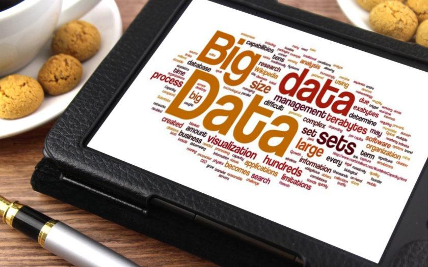 Финансовые технологии и большие данные